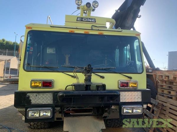 E-One 4x4 ARFF Fire Truck 1995