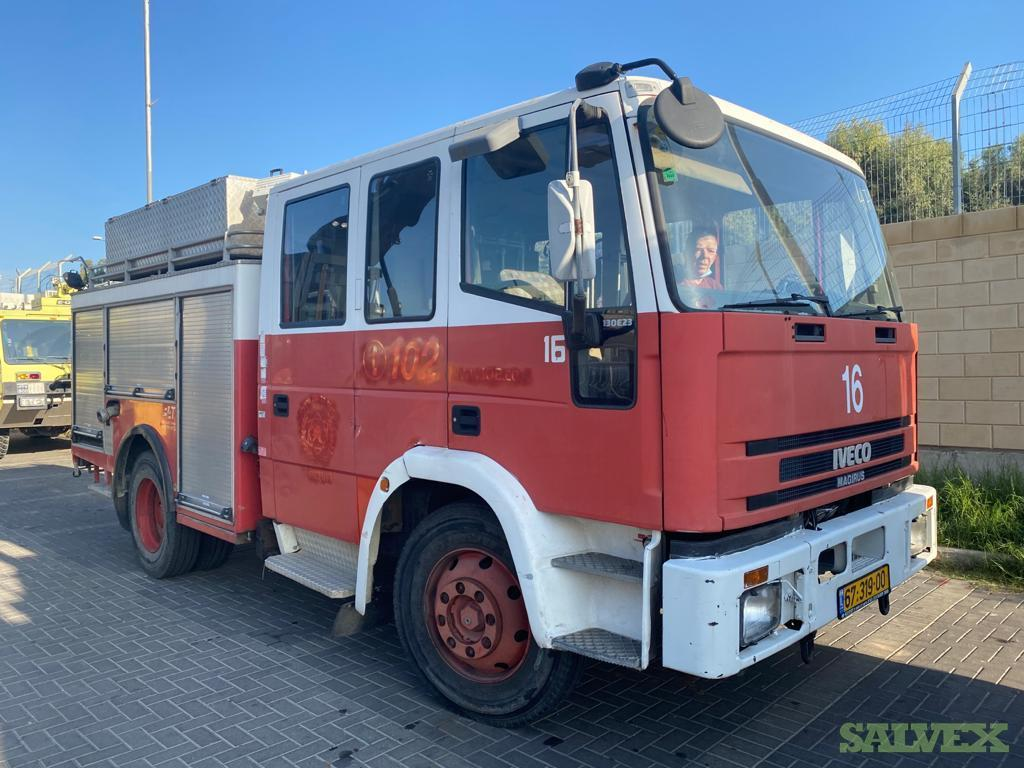 Iveco Fire Truck 1994