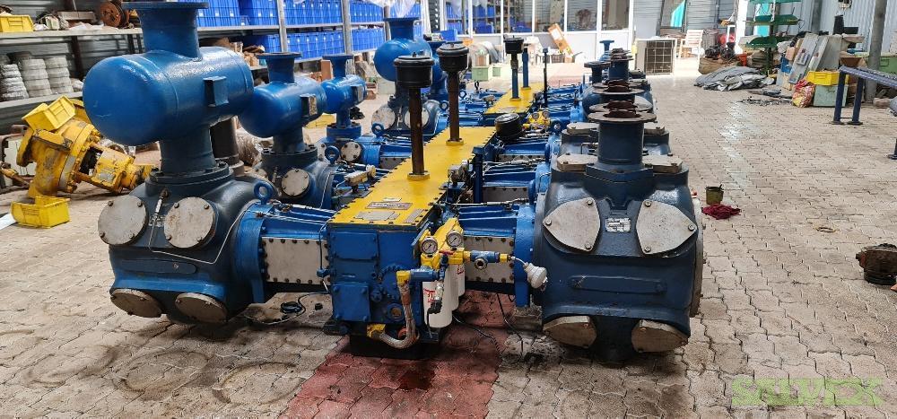 Ariel JGJ/6 Compressor (3 Compressors)
