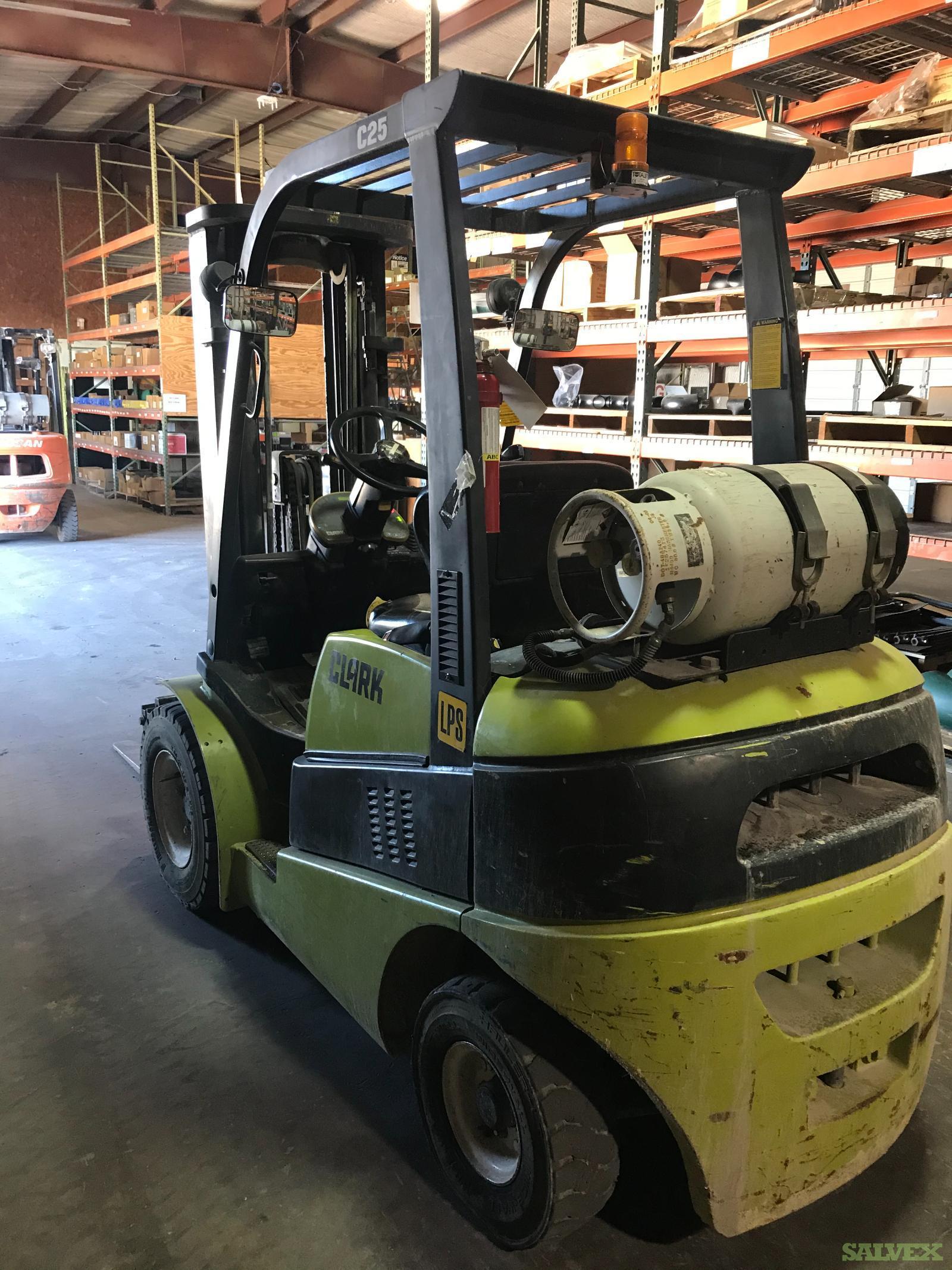 Clark Forklift C25L