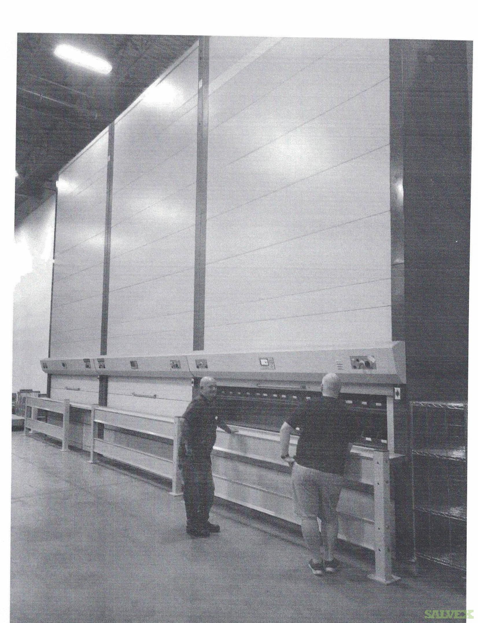 Remstar 350W-34-14 Vertical Carousel Equipment  (1 unit)
