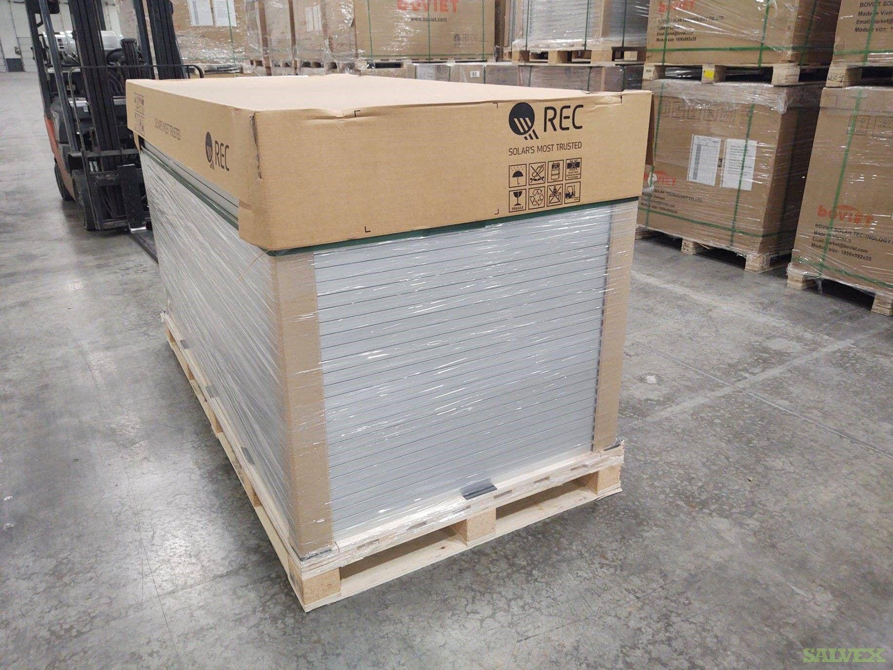REC Solar Modules (2,970 units)