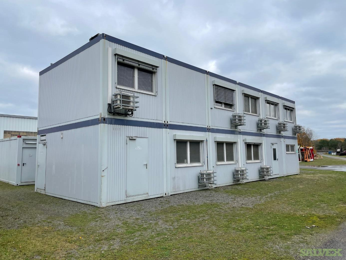 Camp Containers Kleusberg & Schroer (12 Units)