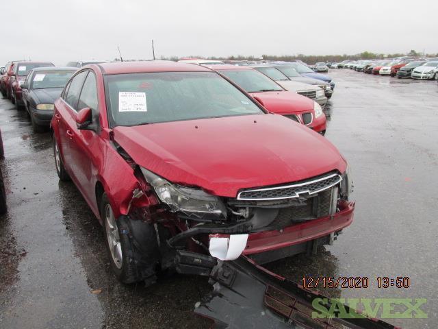 Chevrolet Cruze LT 4D Sedan 2012