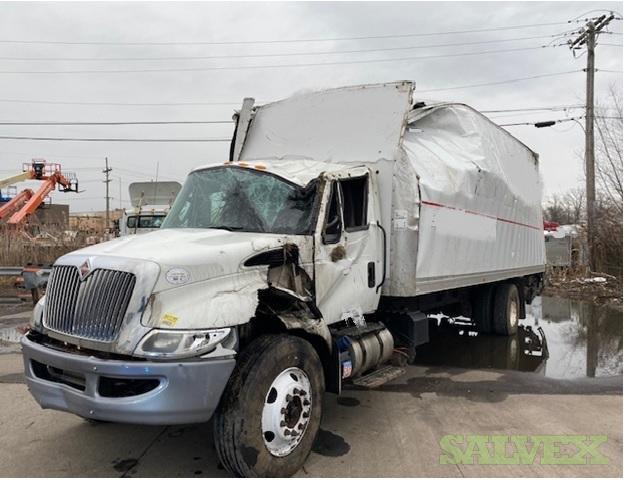 International 4300 Van Truck 2016