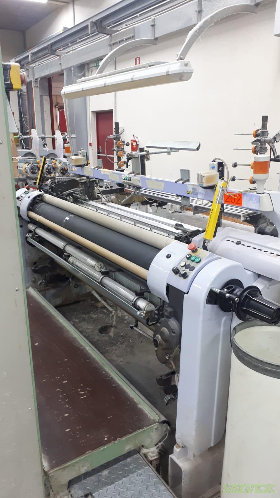 Vamatex Rapier Loom Machine WW. 1900/2100/2200mm - Model: Leonardo Silver HS (42 Full Sets)