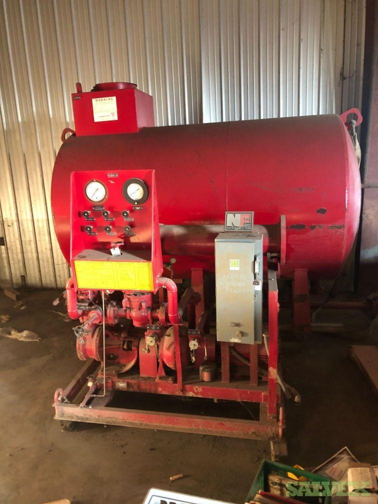 National Foam System - 1300 Gallon Capacity (1 Unit)