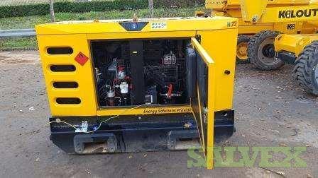Generator R22C3 Model 21.5 kVa 2018 (1 Unit)