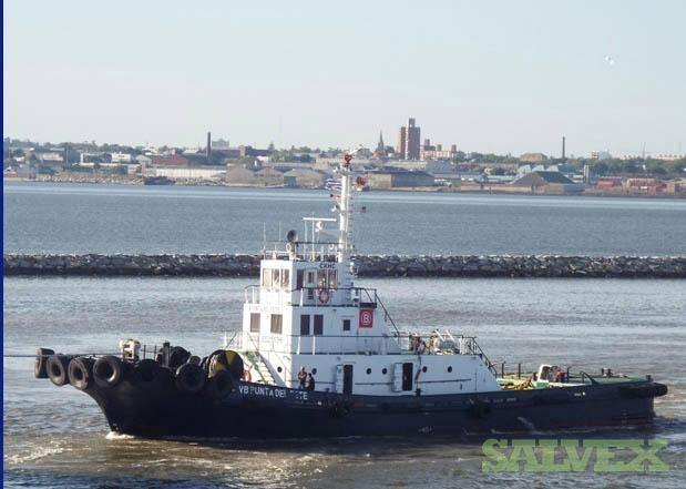 Sagami Tugboat - 36.22M  (1 Unit)