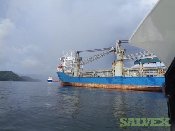 Peene-Werft GmbH Ro-Ro Cargo Ship 1997 for Scrap