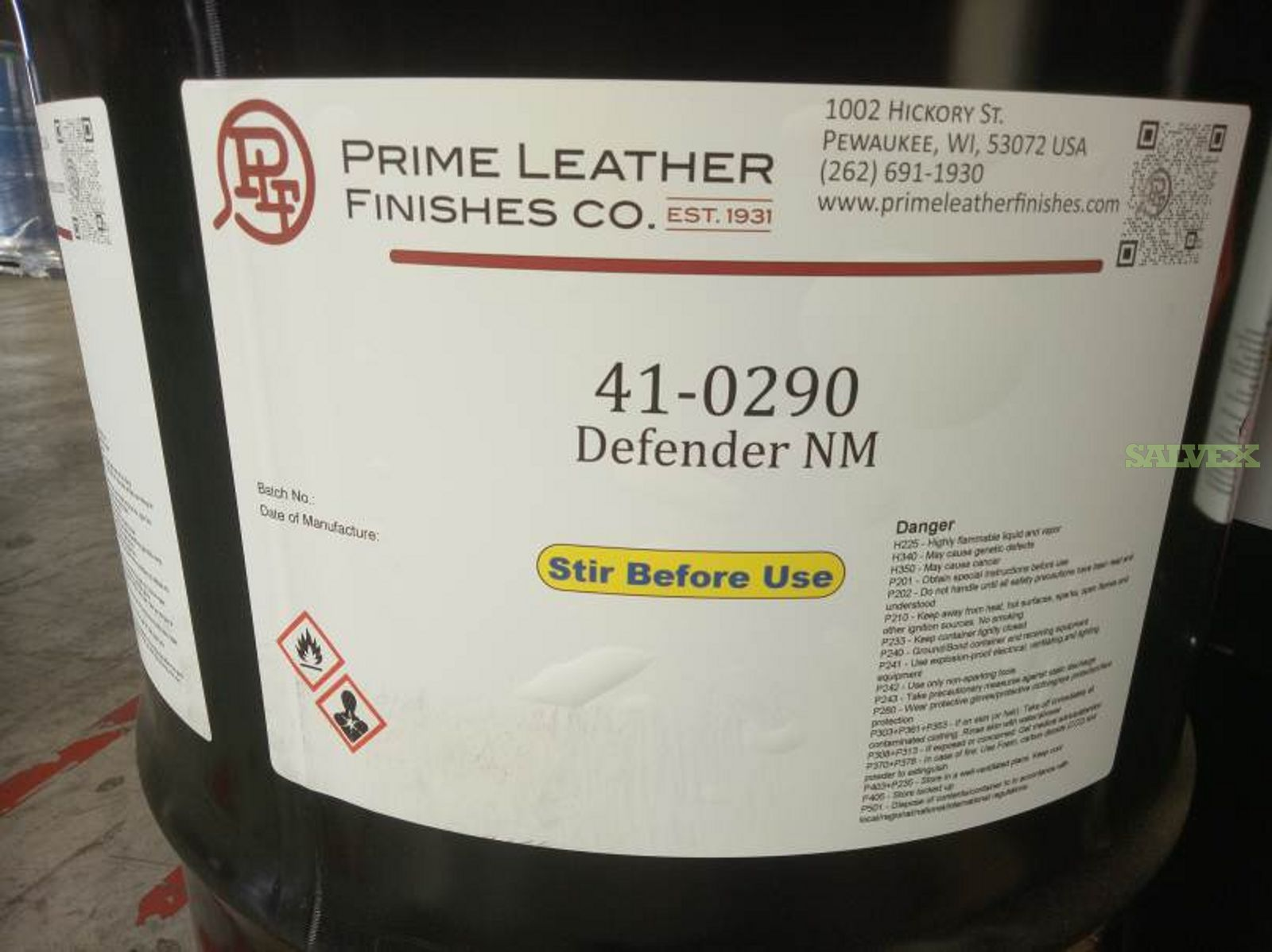 Leather Coating and Finishing Products