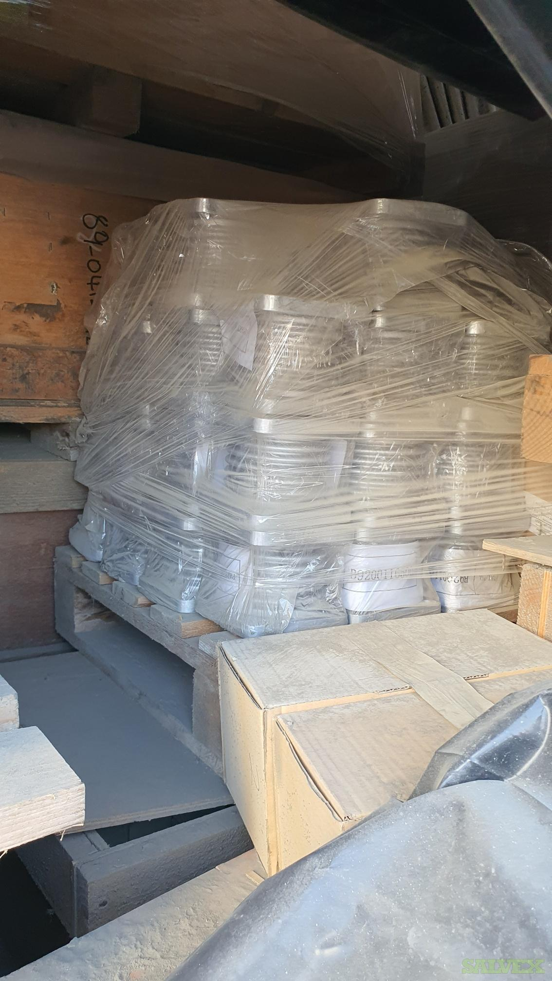 Hyundai Diesel Power Generator - Spare Parts: 2X2.5MW Himsen 9H25.33 (Package of 241 Items)