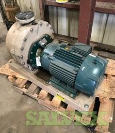 Fybroc Series 1630 Close Coupled Self-Priming Pumps (2 Units) in Louisiana