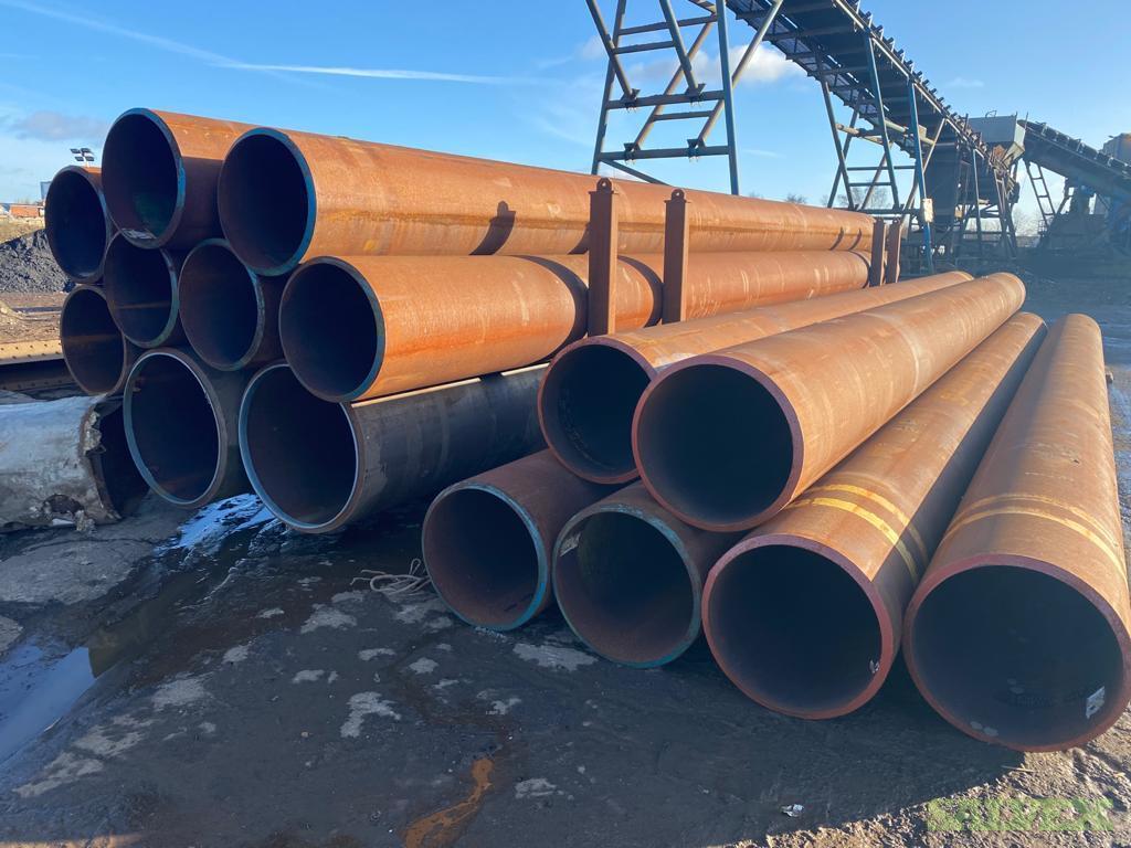 26 to 36 R3 Line Pipe (2,000 Feet / 385 Metric Tons)