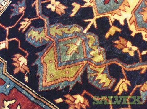 Oriental Rugs Inventory