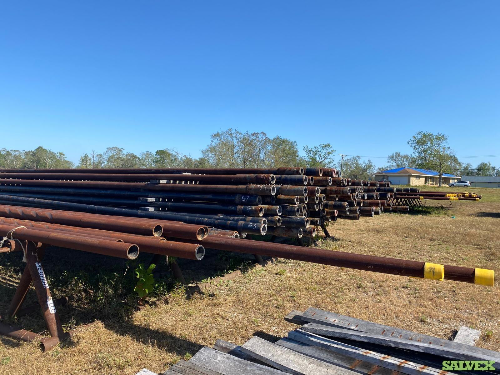 5 1/2 20# P110 LTC/FJ SMLS R3 Surplus Casing (7,720 Feet / 70 Metric Tons)