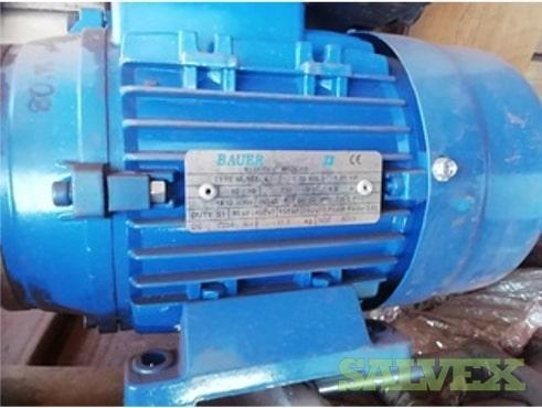 Various Items: Propel Gear Case, Pump, Cage Brake, Hydraulic Pump, Plummer Block, Fan Motors, Coupling and More