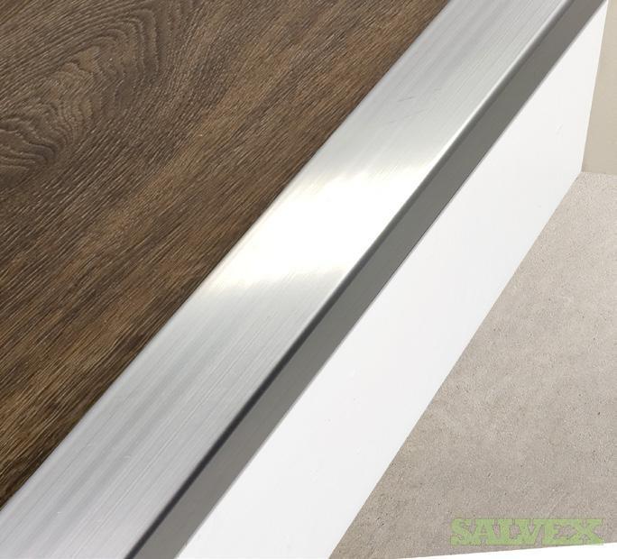 Aluminum Commercial Grade Flooring Moldings (7,512 Pieces)
