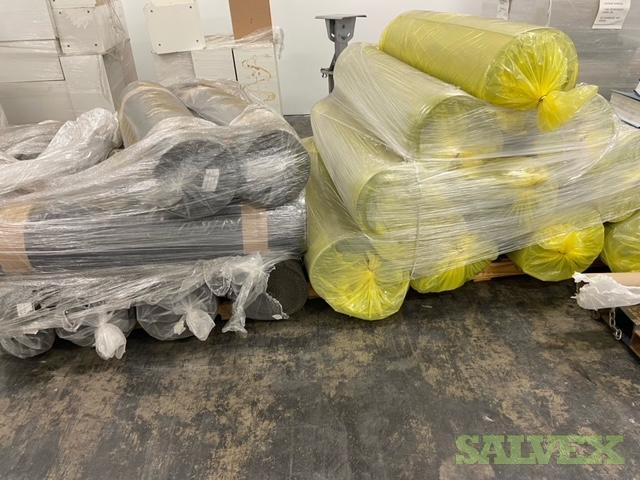 Rolls of Carpeting & Pad in St. Louis, Missouri