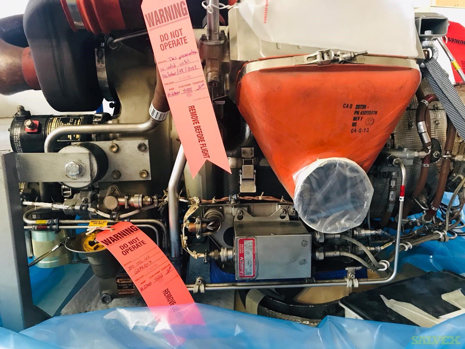 APS 3200 Auxiliary Power Unit (APU) (1 Unit)