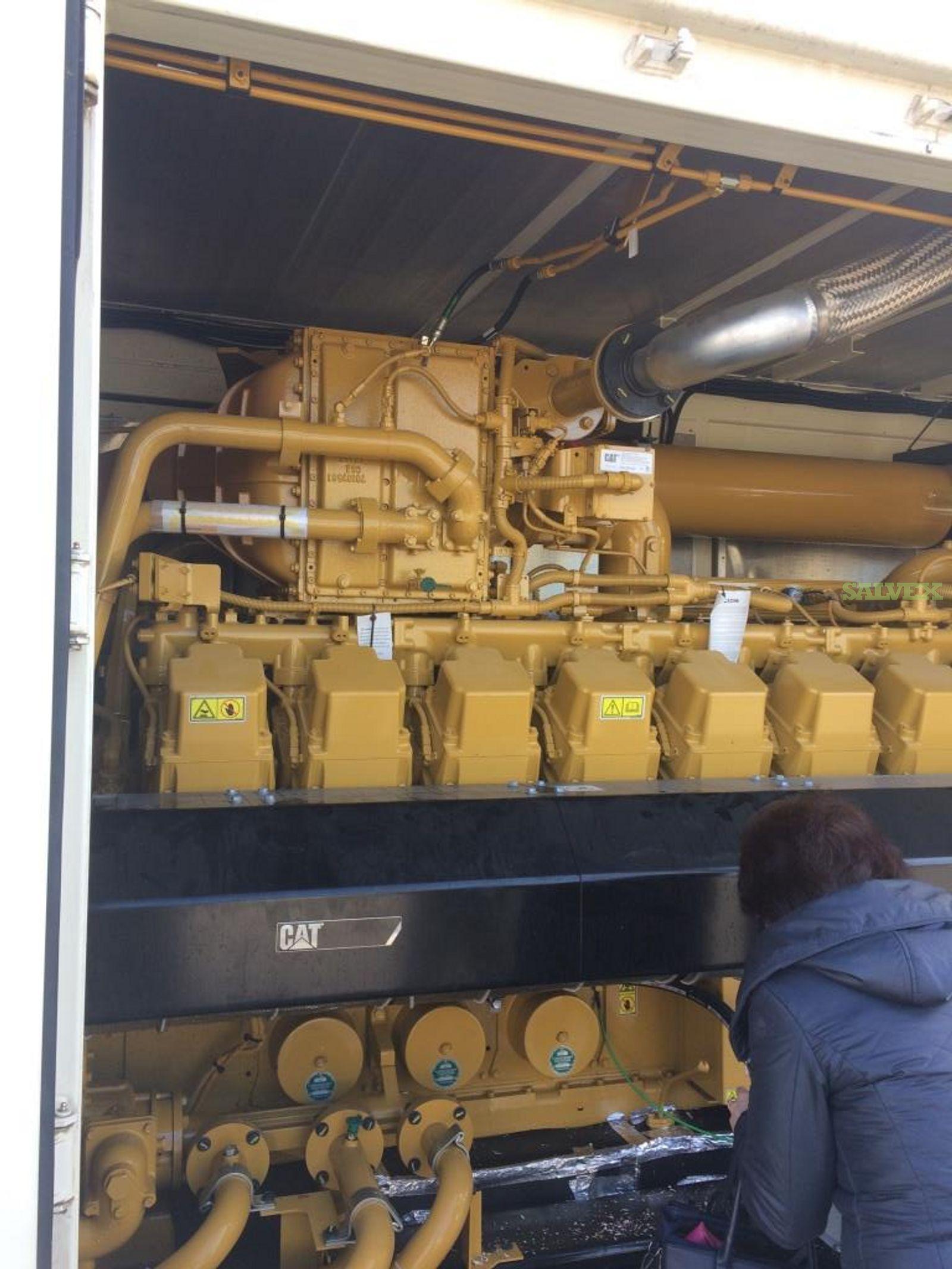 Caterpillar Mobile Generator Set Xgc1900 in Kazakhstan