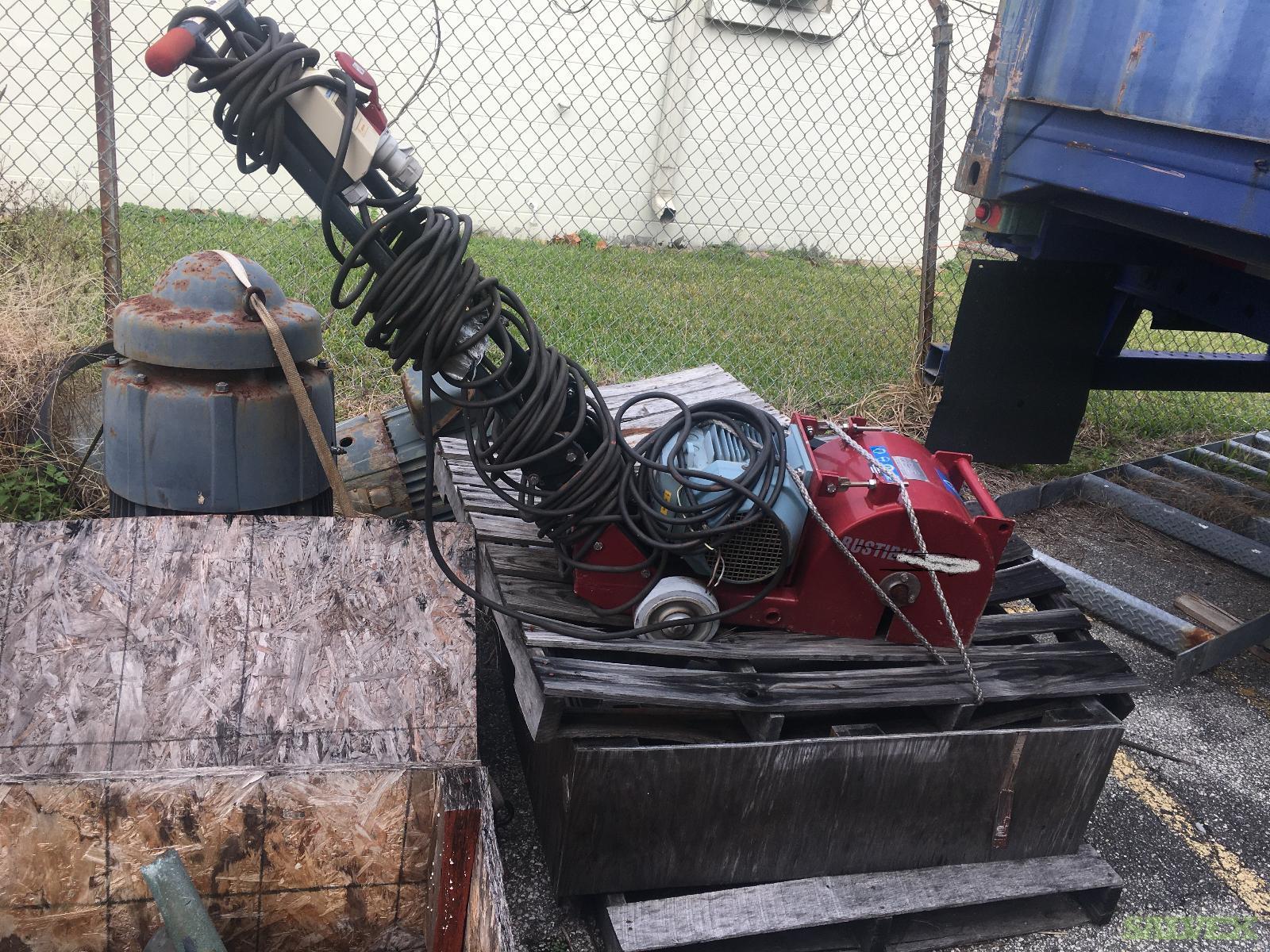Surplus Equipment - Scrap