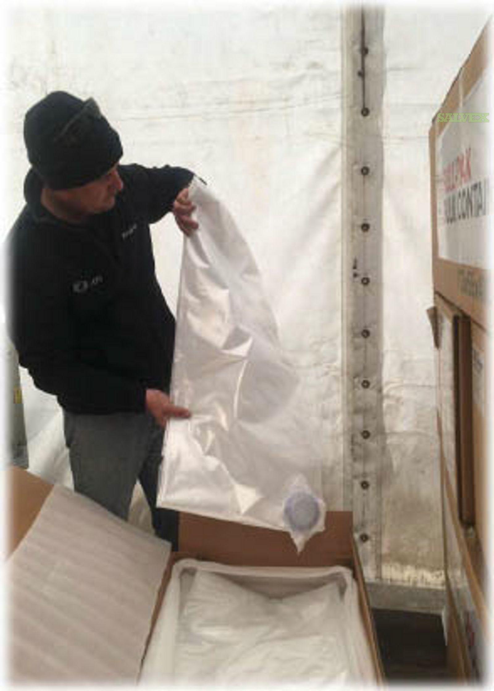 Flexi Bags for Liquid Cargo - Heater ISO-Bag, ISO Bag Full Tubular, Tube Ring Liner