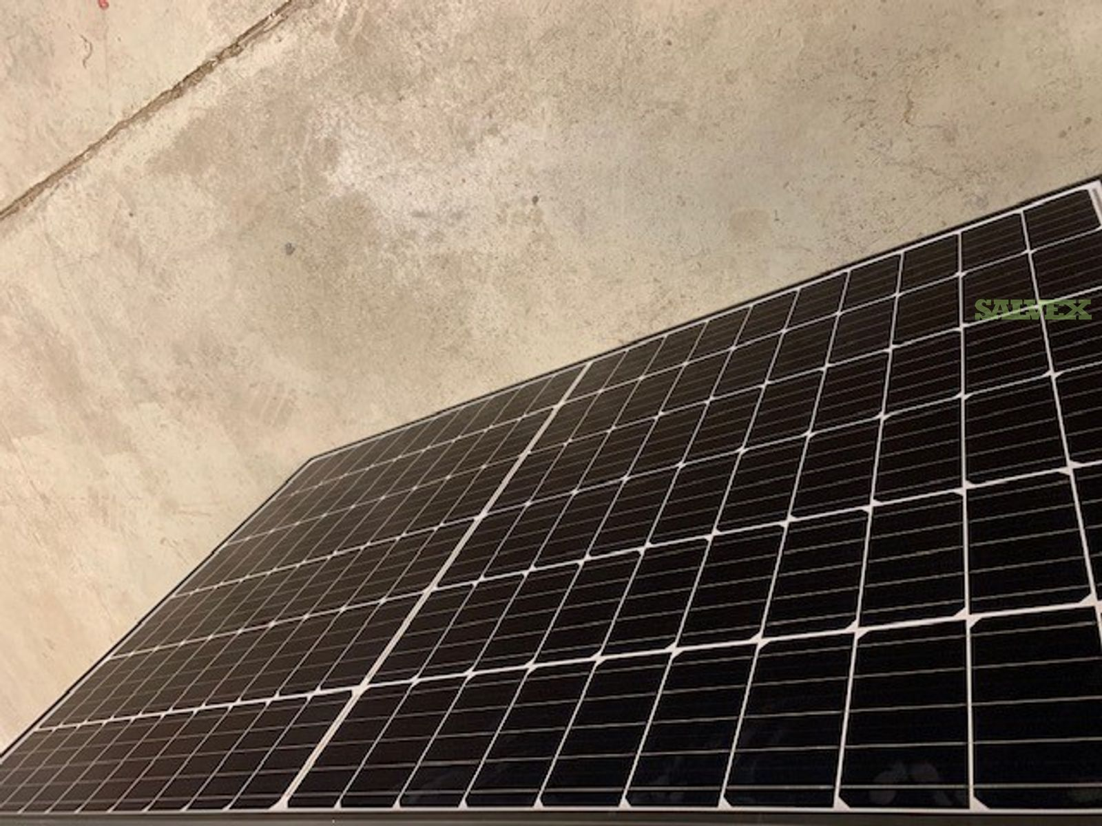 Used Solar Panels - Damaged (16 Modules)