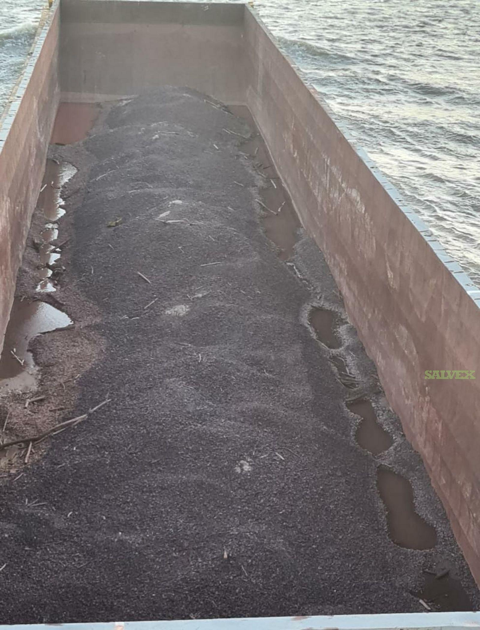 Water Damaged Iron Ore (2,000 MT)