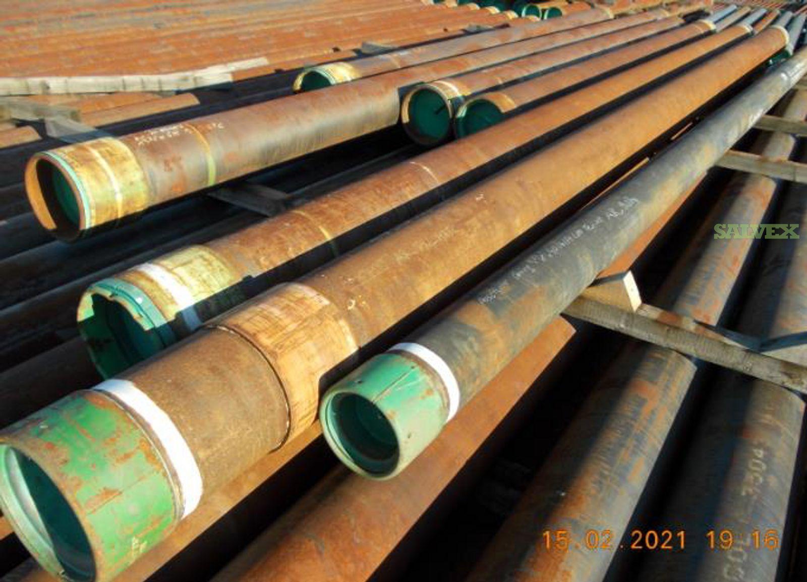 13 3/8 68# J55 BTC Surplus Casing (13,743 Feet / 424 Metric Tons)