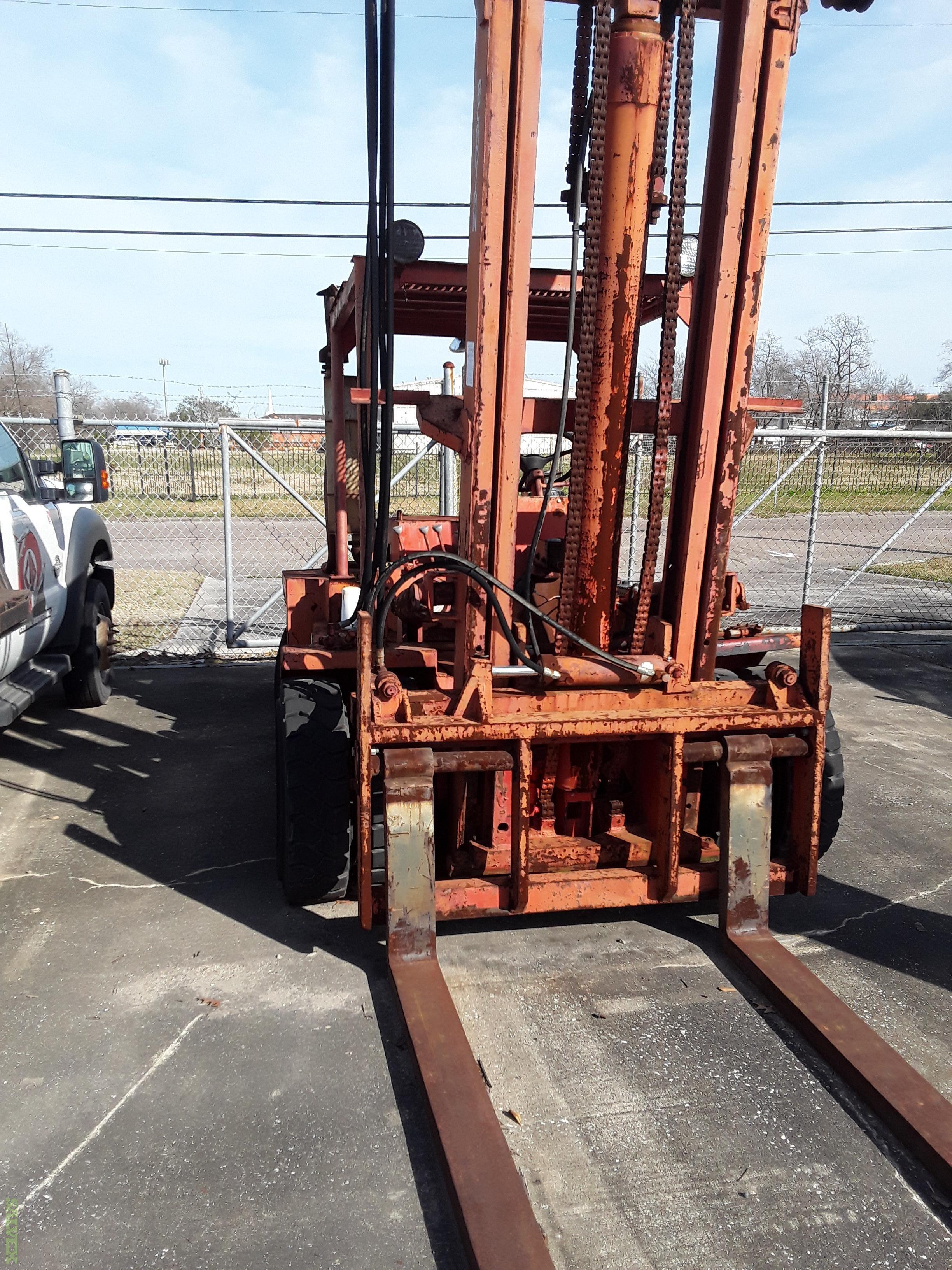 Taylor Forklift 15,000 lb.