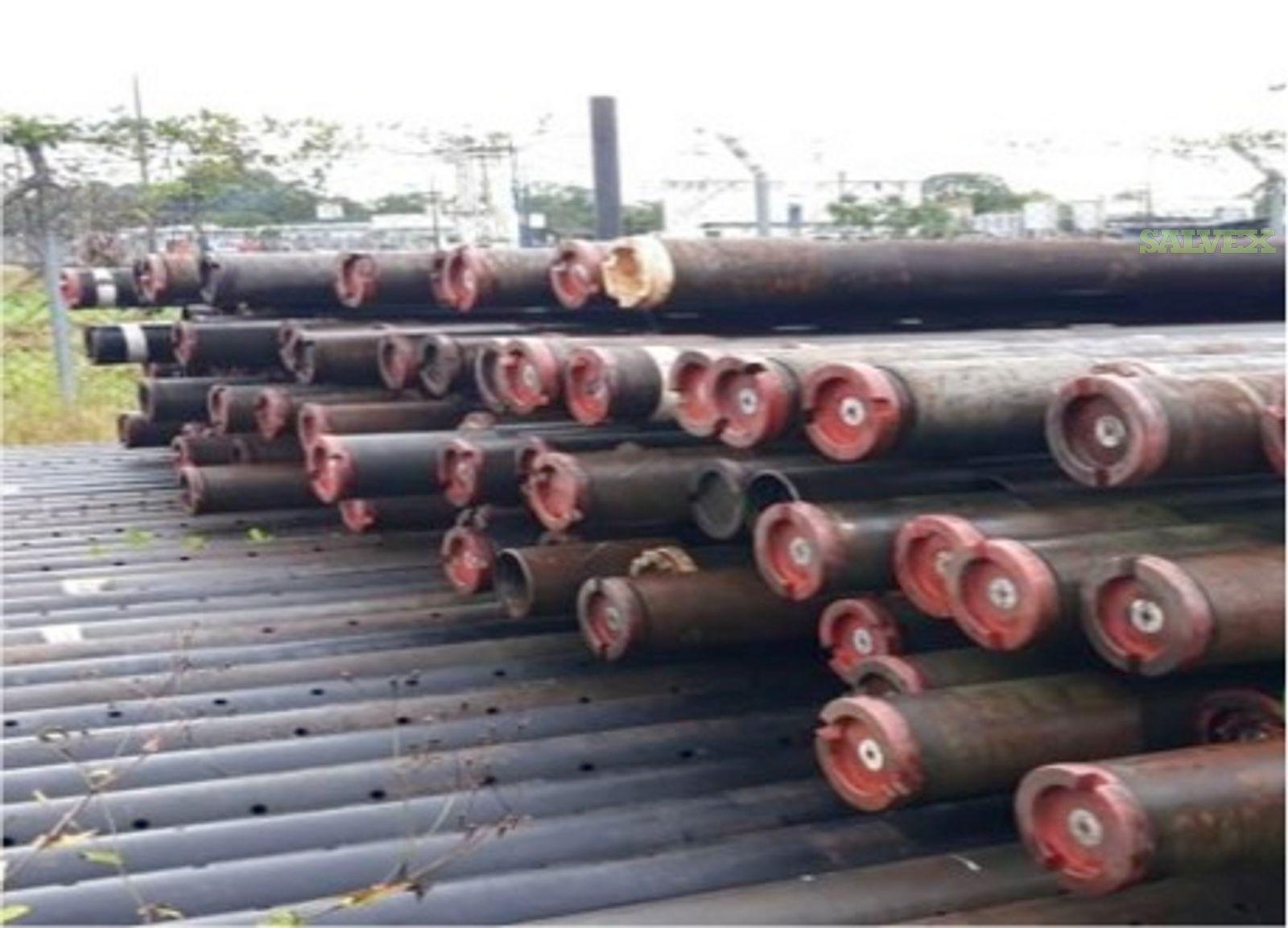4 1/2 15.5# P110 PH-6 R3 Surplus Casing (4,070 Feet / 29 Metric Tons)