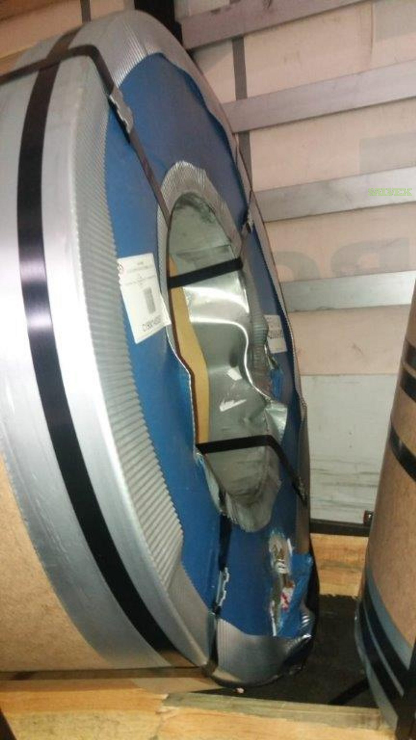 Galvanized Steel Coils ( 1 coil / 8,197 Kg)
