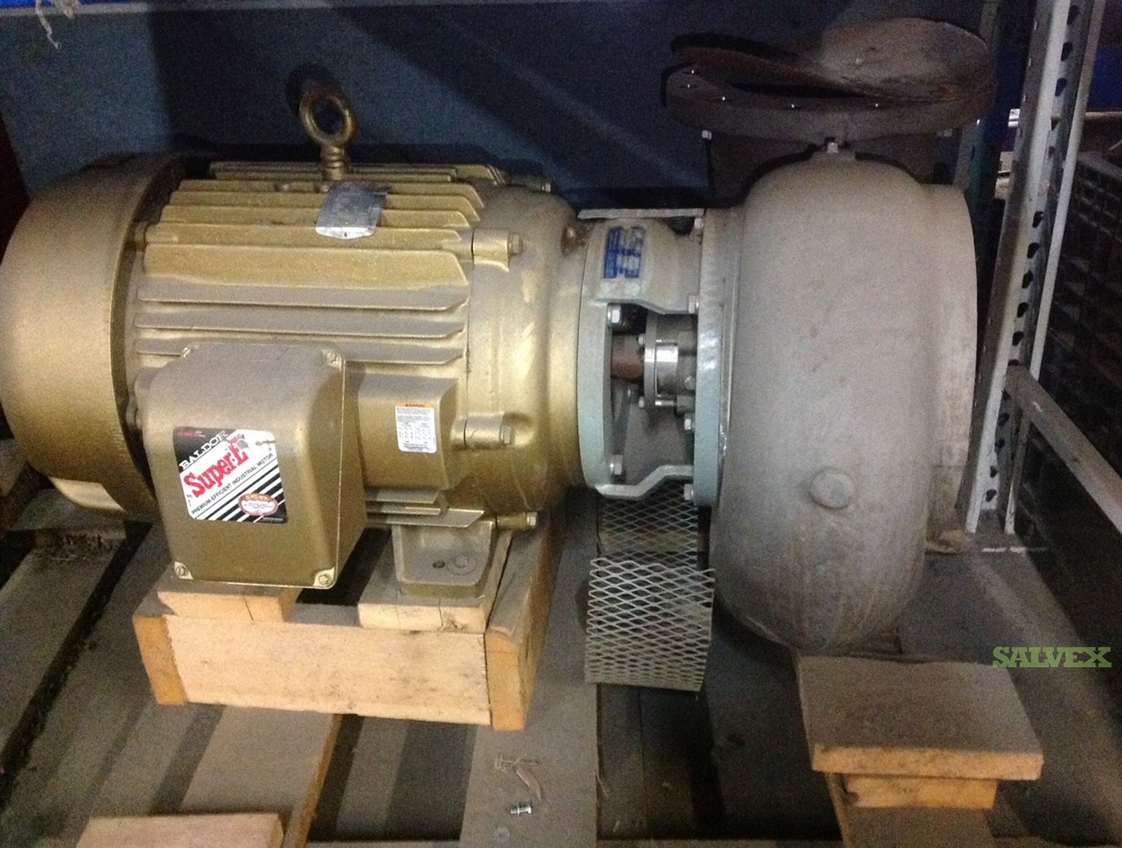 Vertiflo 10X10X12 Pump - Model: 1334; 1150 RPM (3 Units)