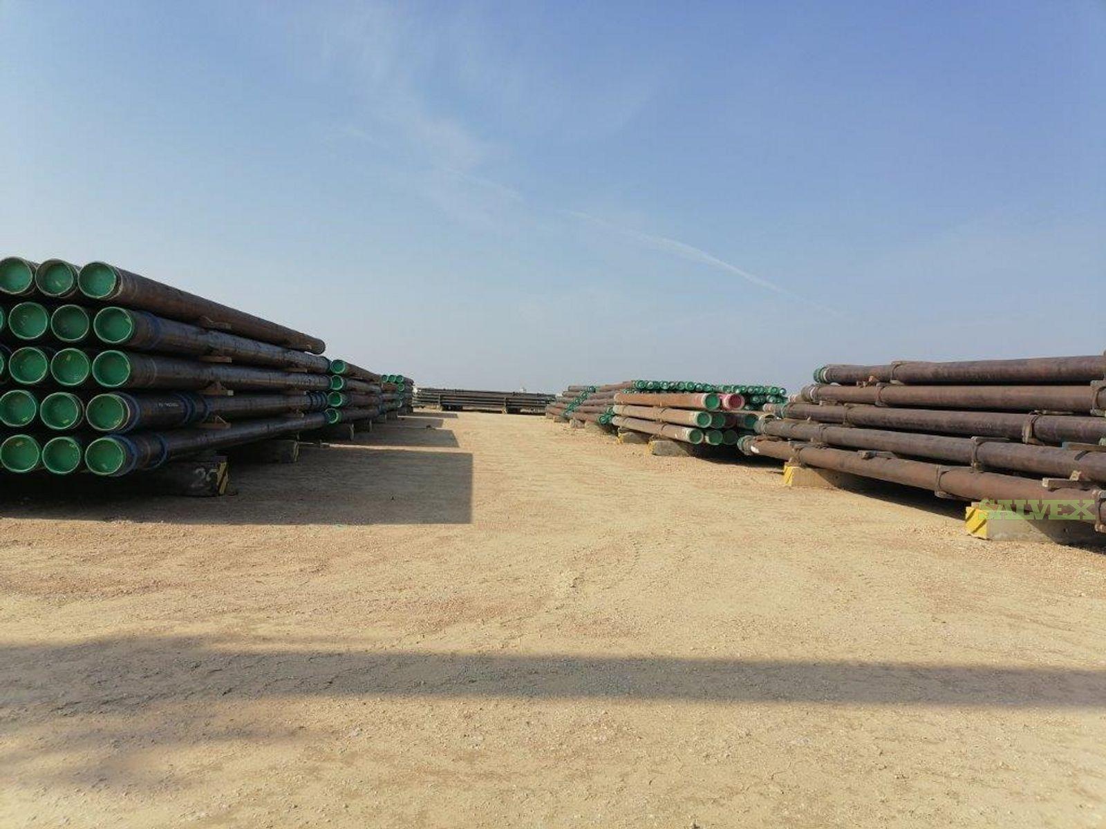 9 3/8 39# Q125 TSH wedge 513 DPLS SMLS Surplus Casing (1,925 Feet / 34 Metric Tons)