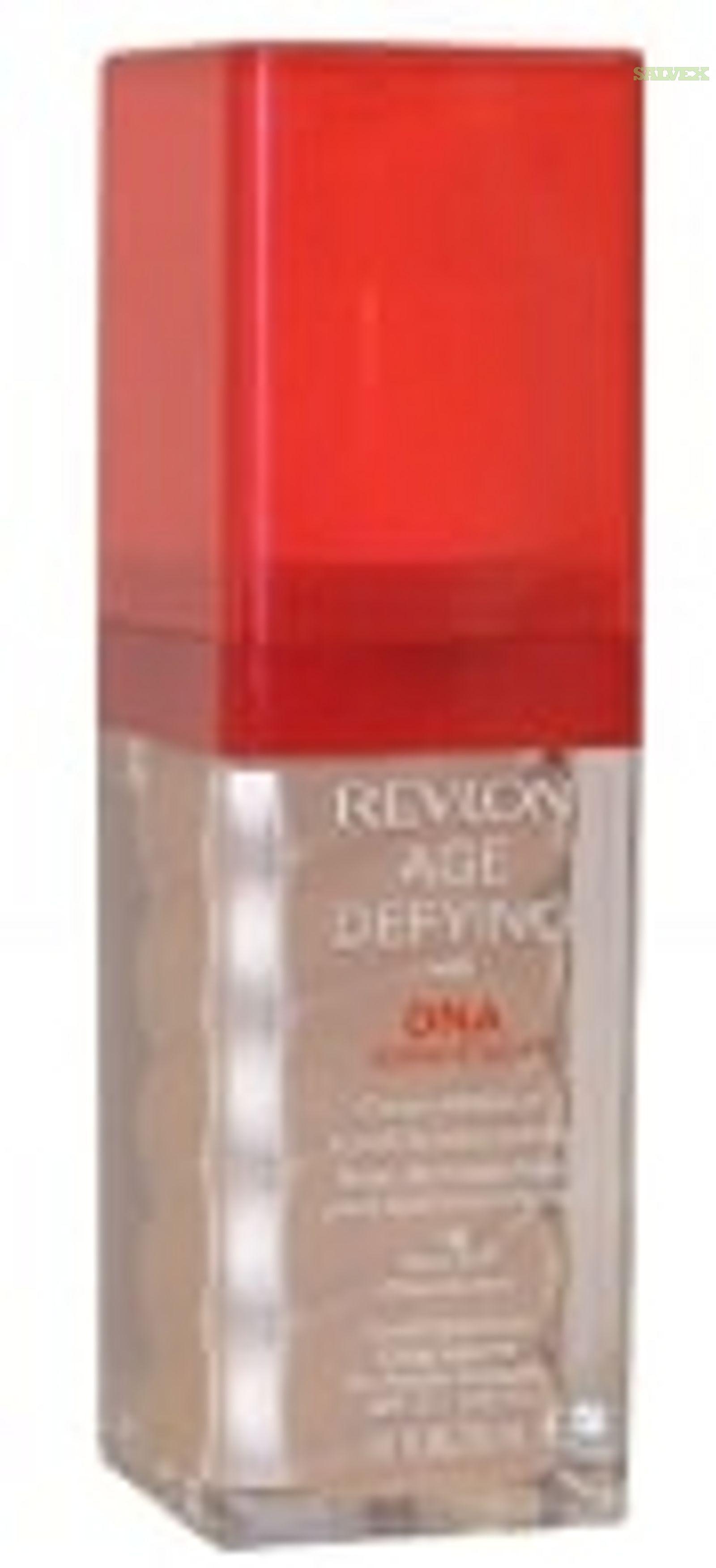 Revlon Beauty Products (Face, Lips, Foundation, etc.) - 734 Cartons