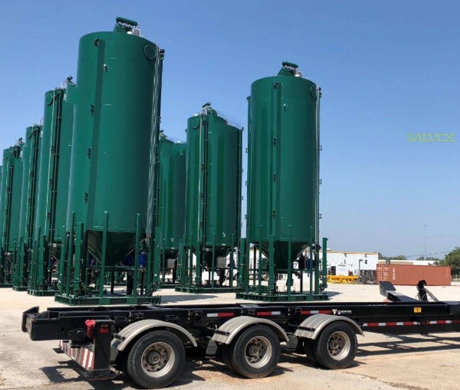 FB Industries Sand Silos (12 Units)