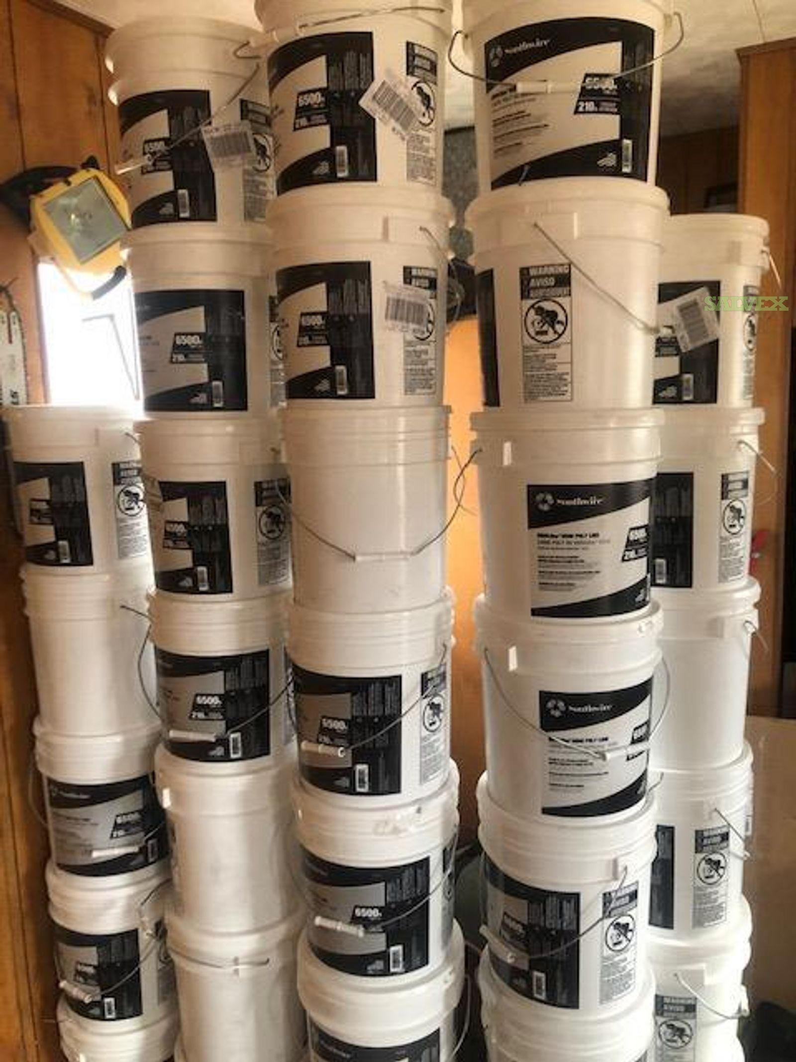 Southwire QWIKLine 6500 Poly Line - Used to Pull Electrical Wire (400 Buckets)