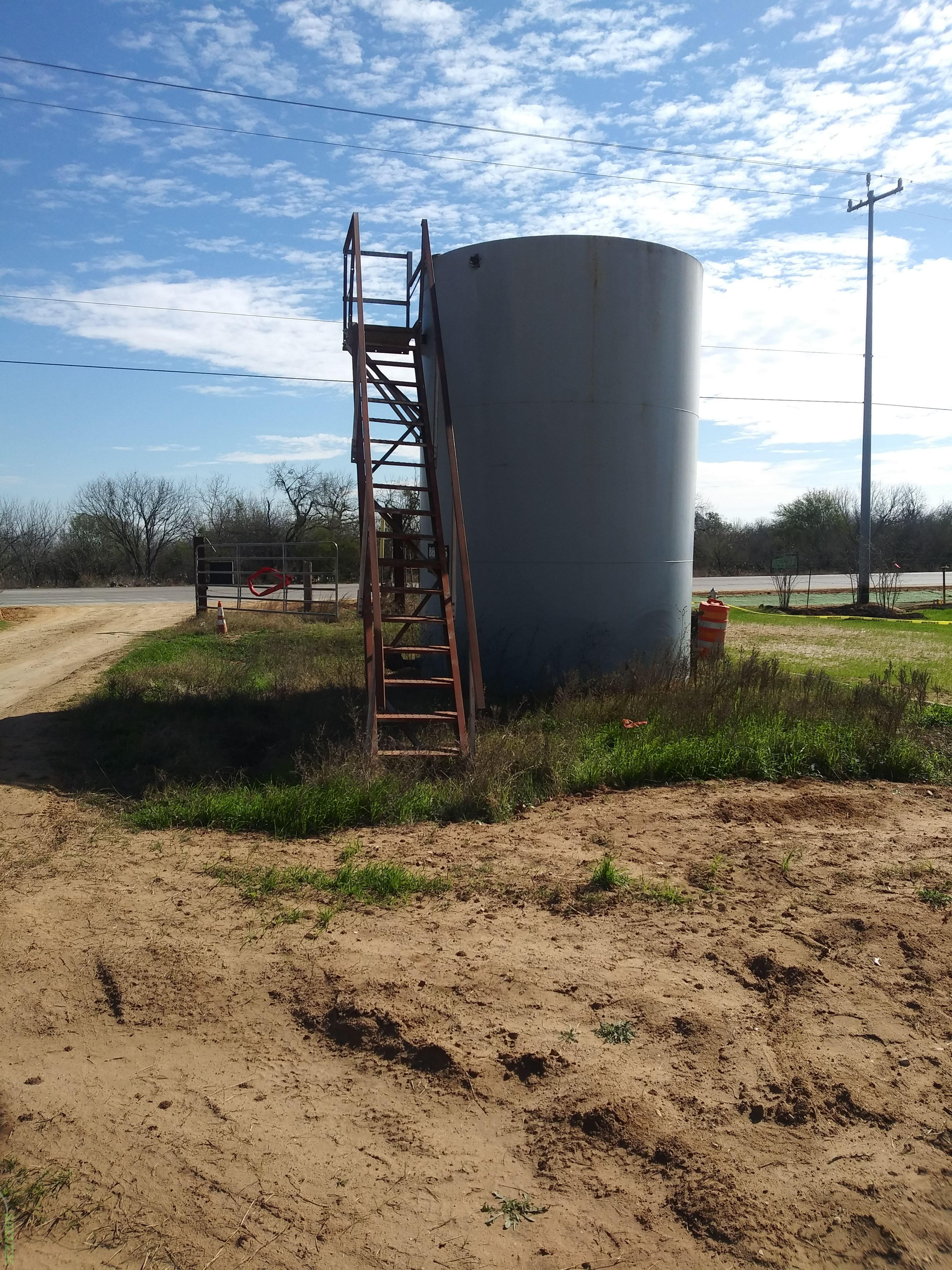 210 Barrel Oil Collection Tank