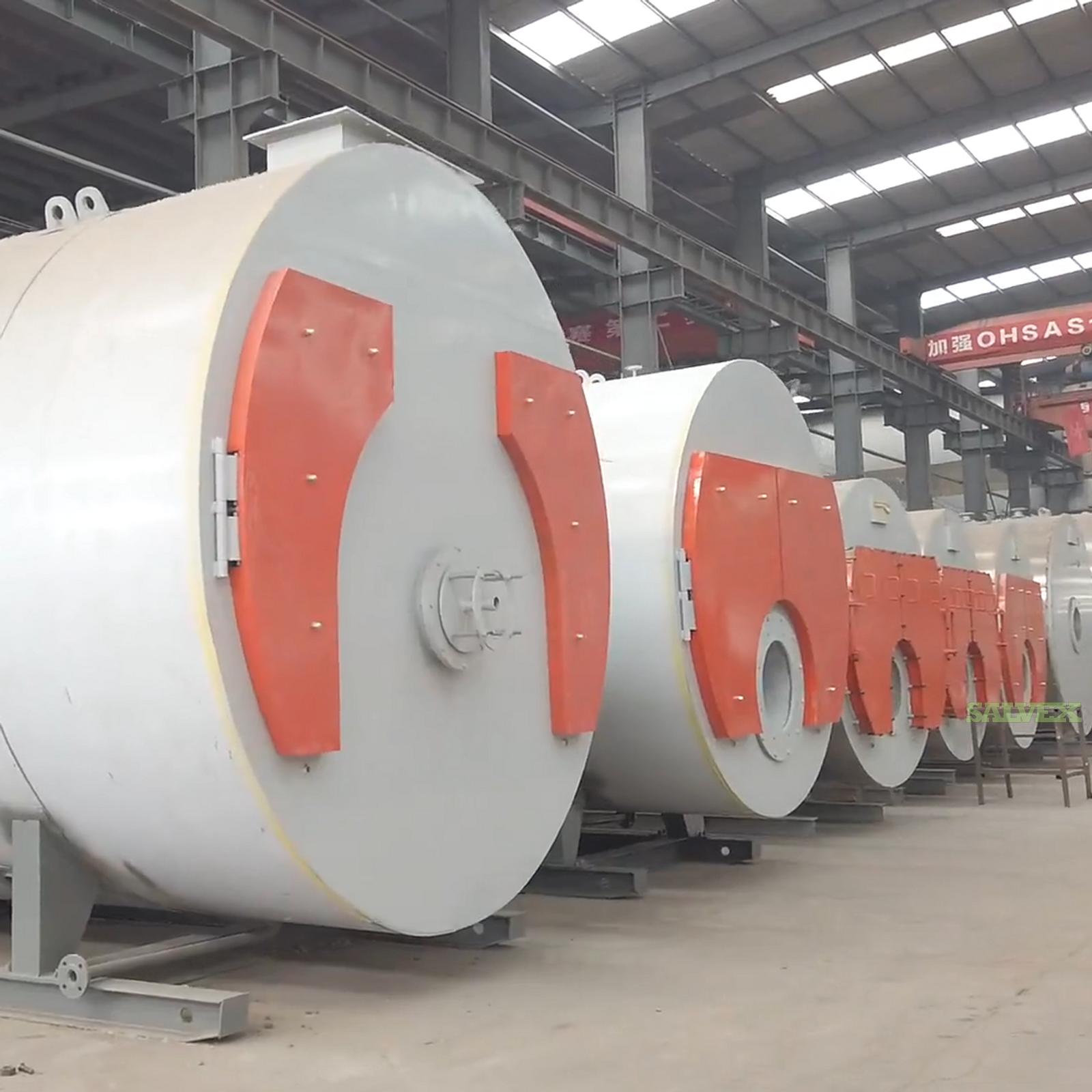Fives Pillard Precalciner Burners for Heavy Oil - For Cement Industry (3 Burners)