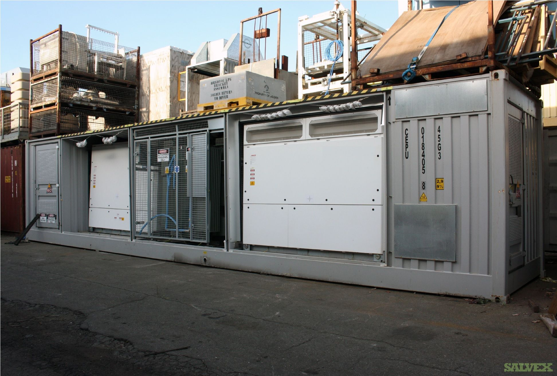 SMA Central Inverters - 2,750 kW (2 Units)