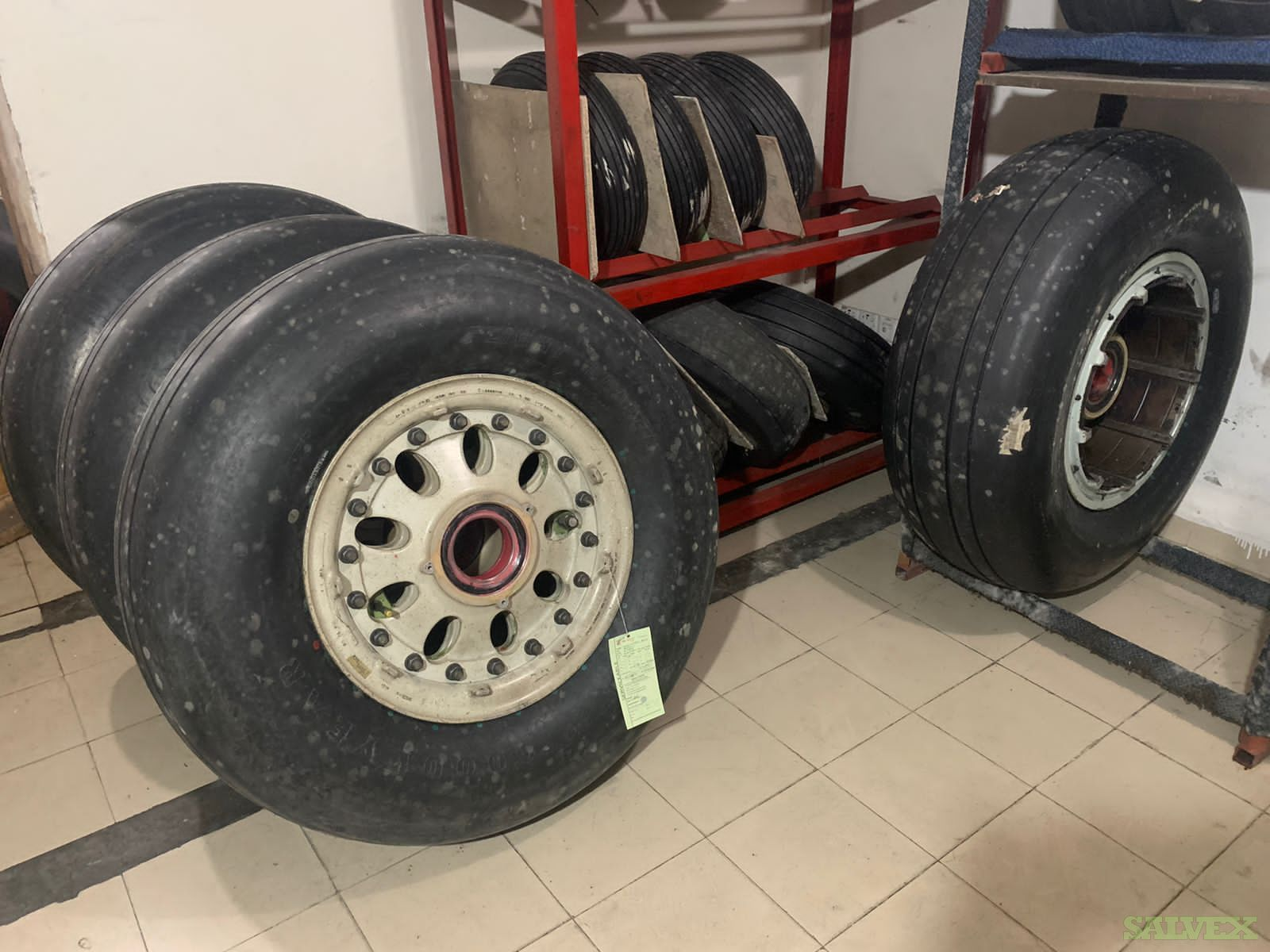 Spare Parts for B737 Aircrafts (188 Units)