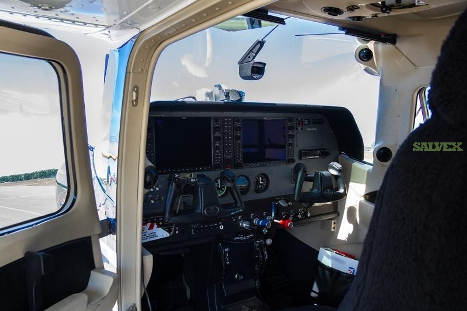 EQUIPPED WITH GARMIN G1000 AVIONIC