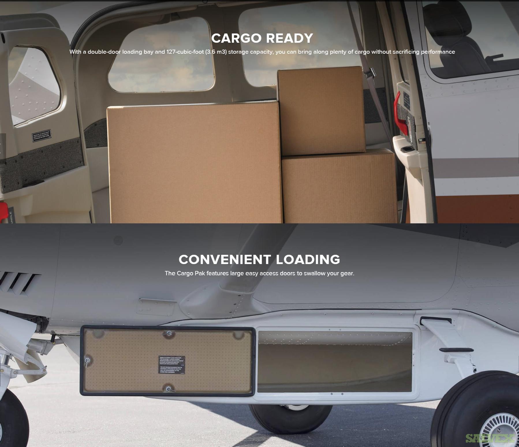Cargo Loading & Convenient Loading