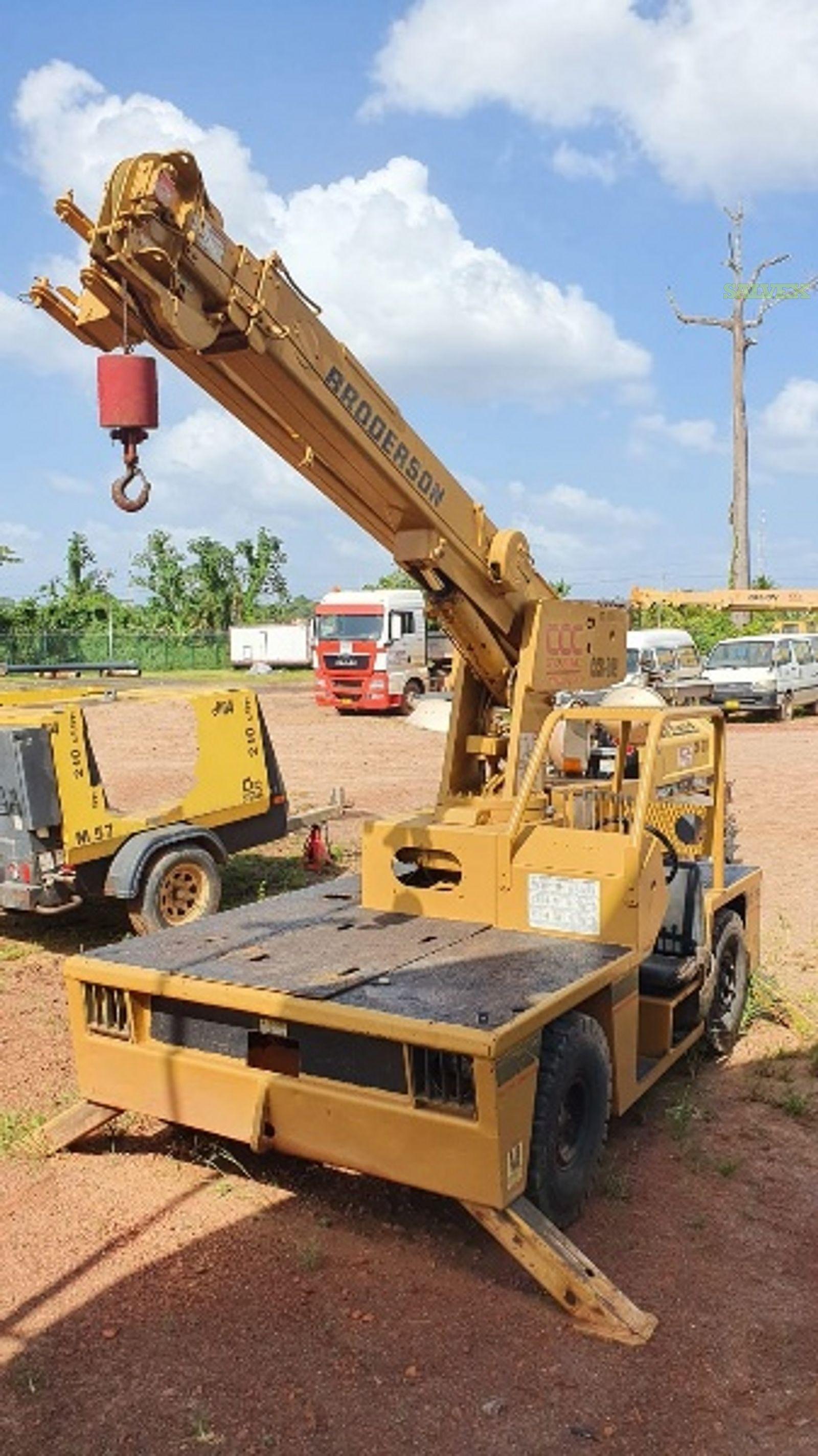 Broderson 4.5 Ton Crane (1 Unit)