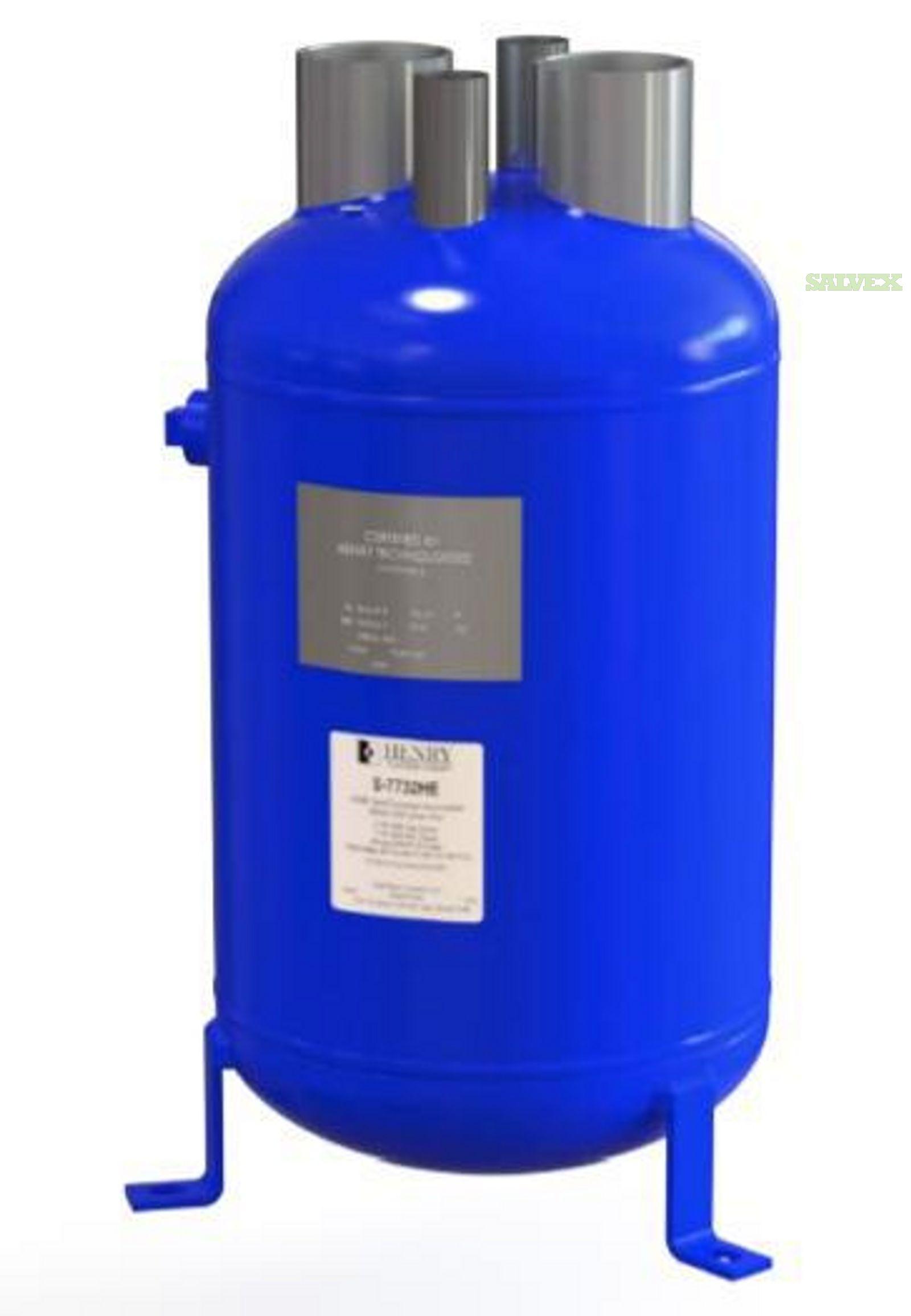 Henry Refrigeration Parts : Oil Separators, Receivers, Accumulator (27 Units) in Toronto, Ontario