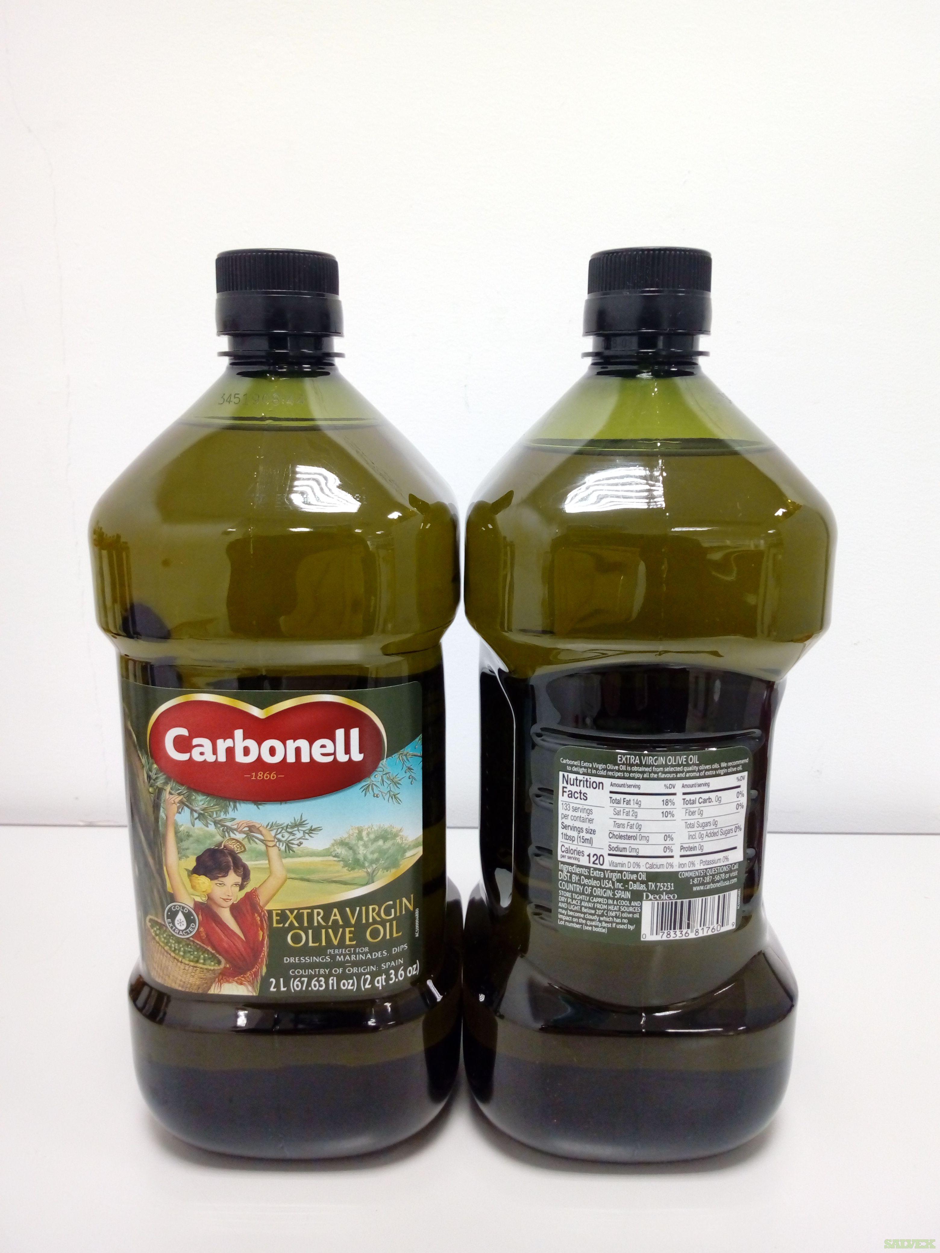 Bertolli and Carapelli Olive Oil
