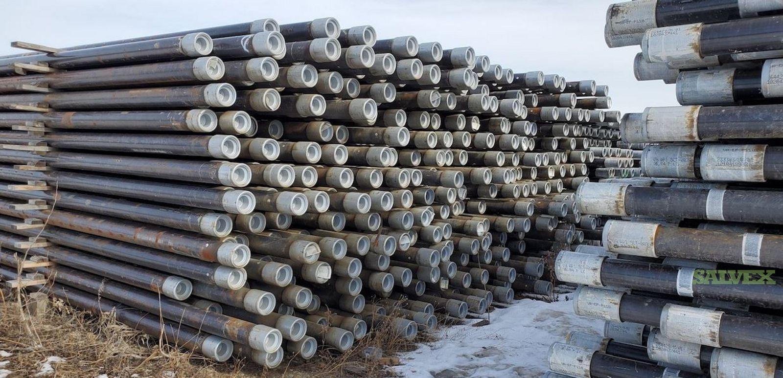 5 1/2 20# P110 VA Roughneck SMLS R3 Surplus Casing (80,424 Feet / 730 Metric Tons)