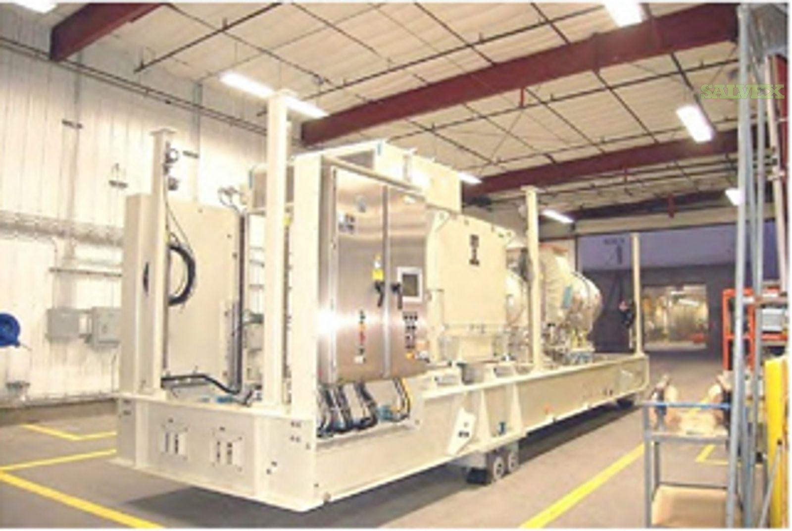 Solar CENTAUR 50 Gas Turbine Generator Set