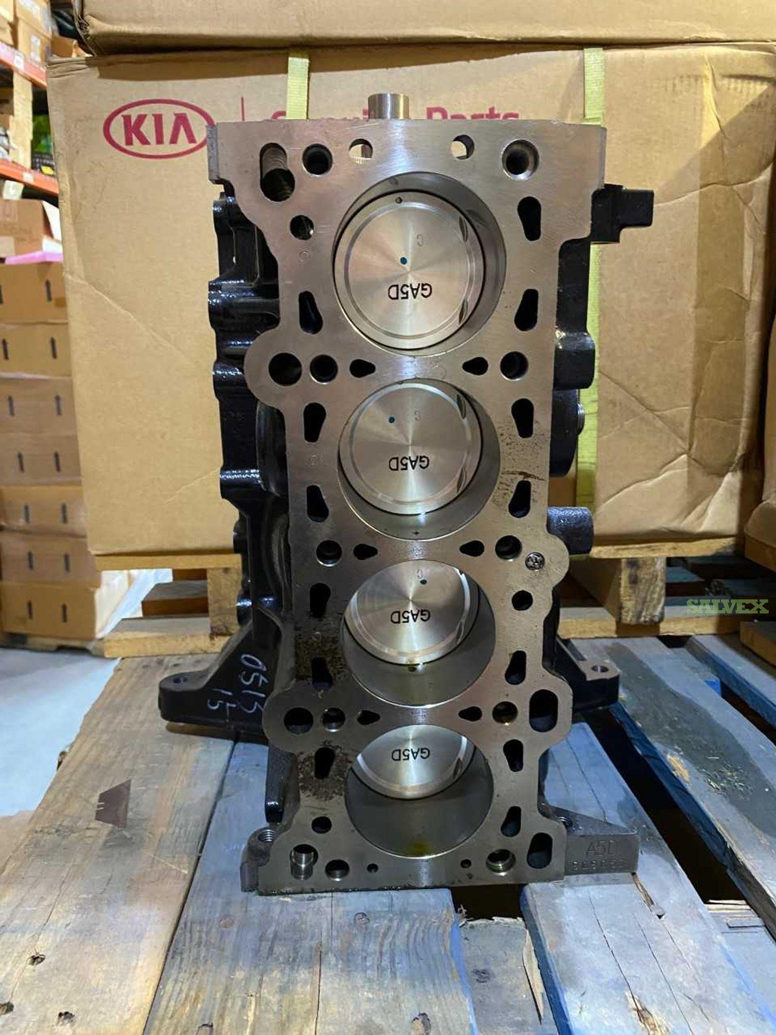 Kia Rio Genuine Short Block Engine Motors (40 Units)